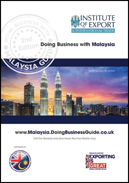 Malaysia Front Cover - Outlined